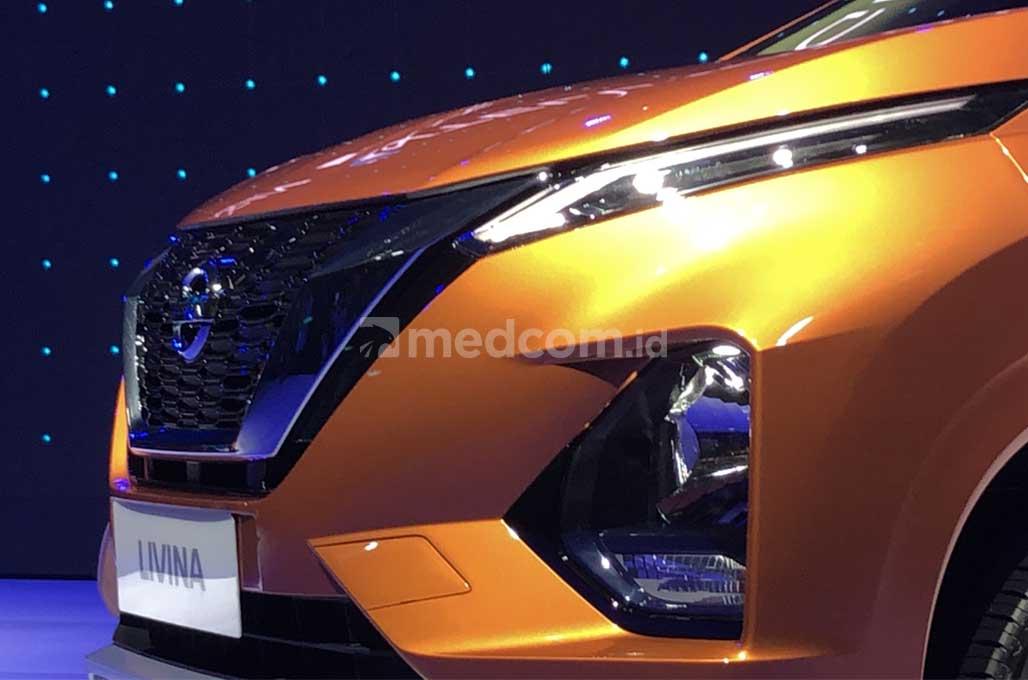 All New Nissan Livina Meluncur, Kembaran Xpander Beda Rupa