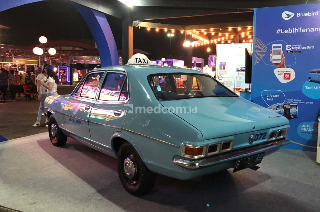 Holden Torana 1971 Blue Bird ini, Nyempil di Java Jazz 2019