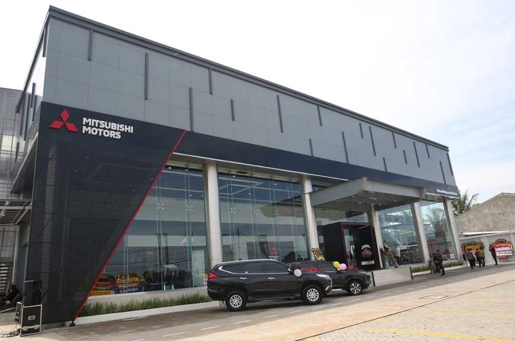 Mitsubishi: Penting Perkuat Basis di Zona Residensial