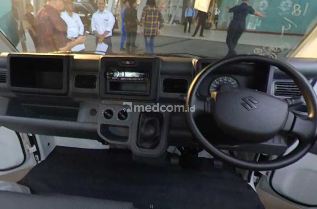 New Carry, Mobil Pikap Kekinian ala Suzuki