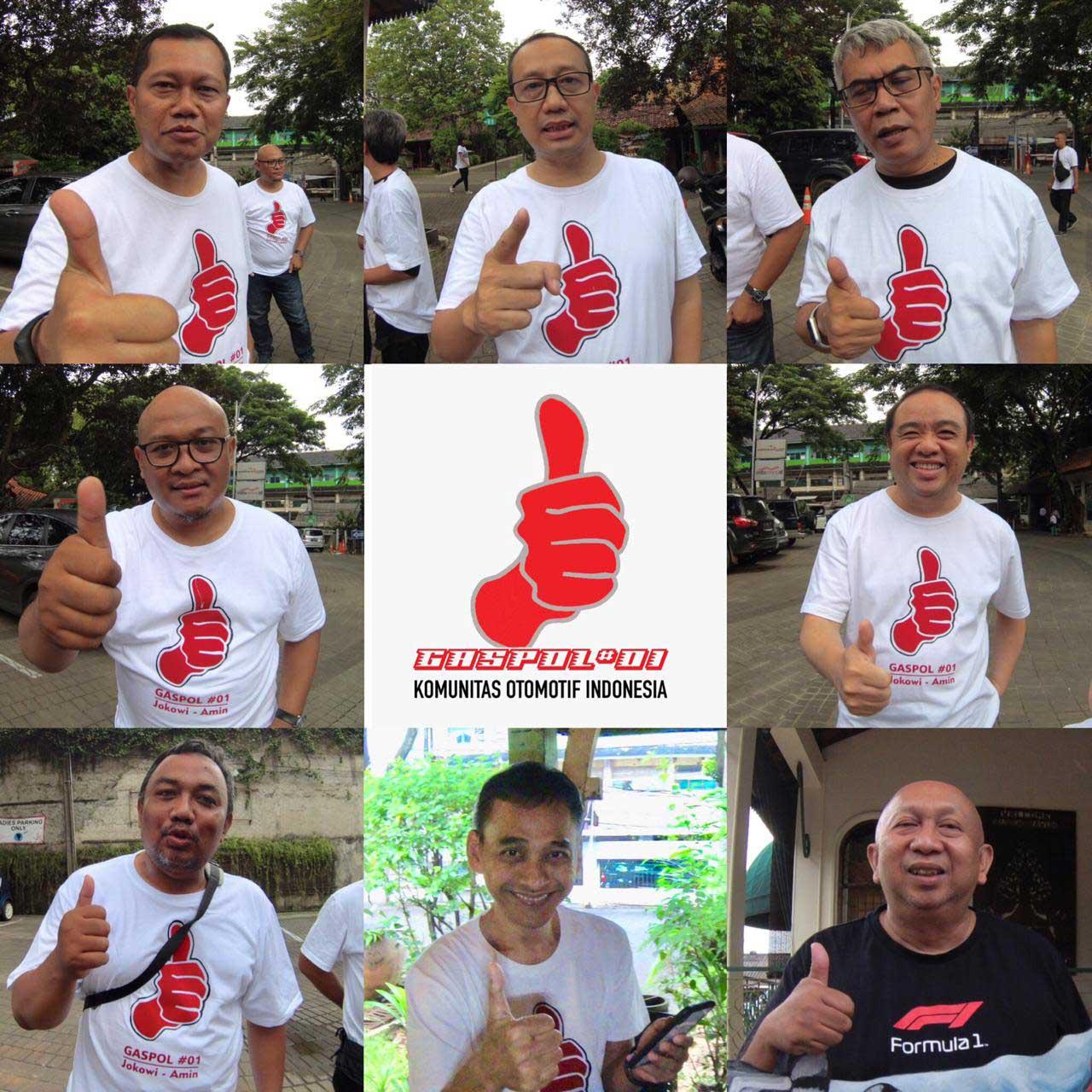 Komunitas Otomotif Indonesia Siap Putihkan GBK 13 April