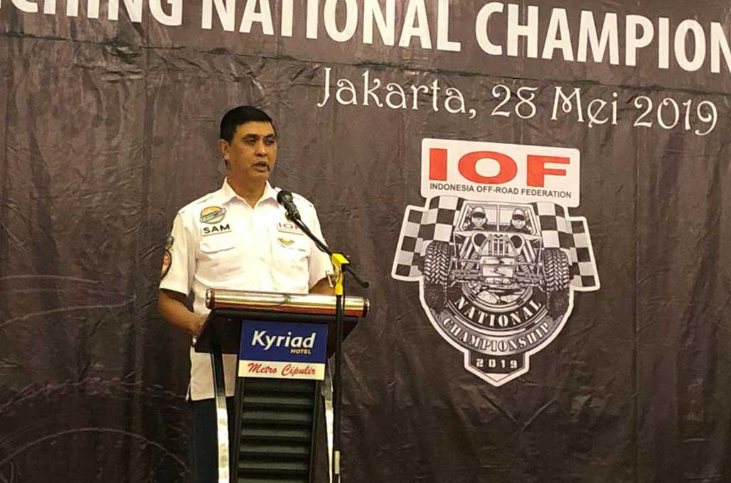 Selain Jago Offroad, IOF juga Jago Beramal