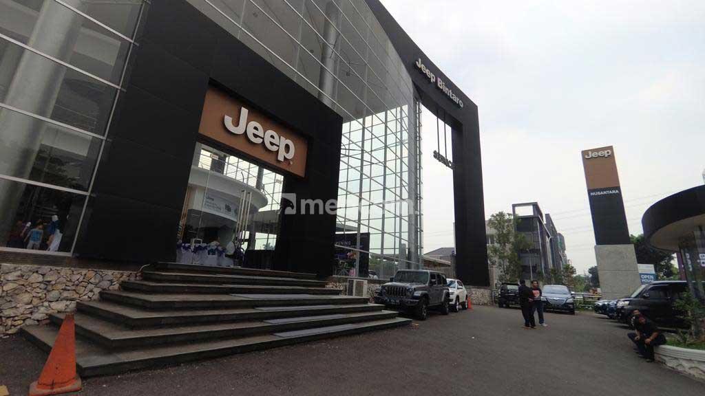Jeep Bangkit Tata Jaringan di Indonesia