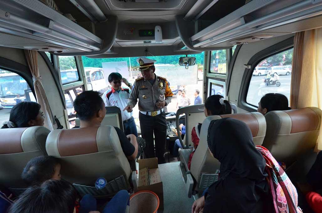 Dukung Program Pemerintah, Wahana Siapkan Bus Mudik Gratis