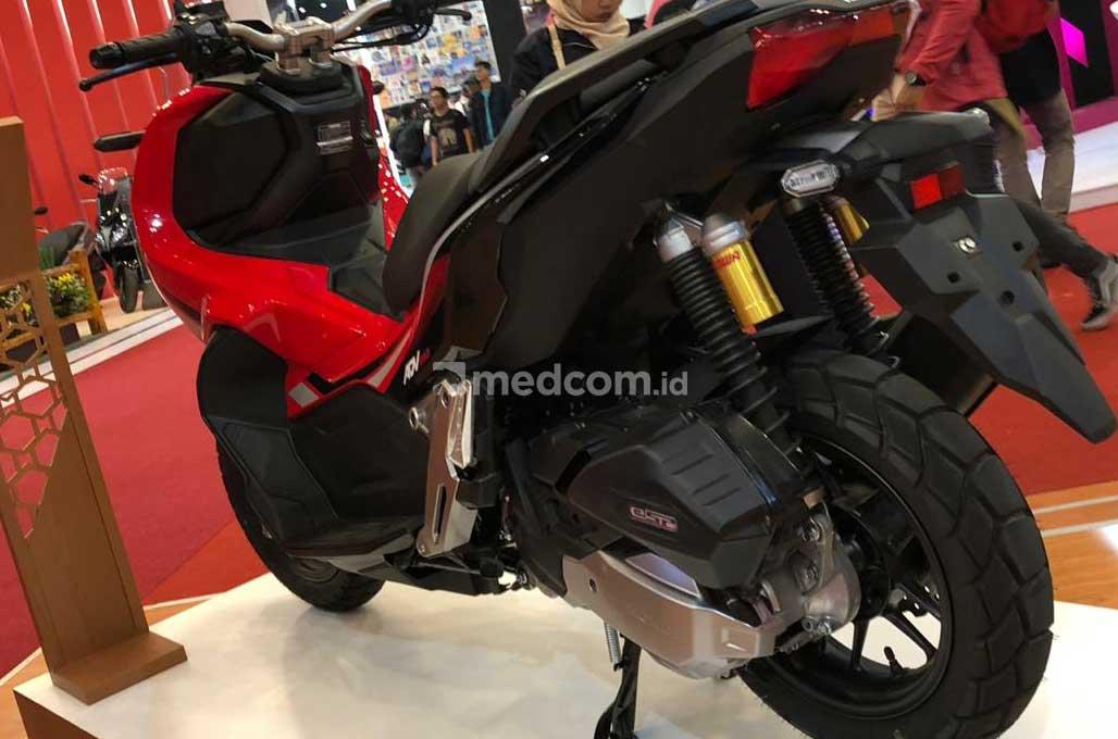 Honda ADV150 Meluncur, Masih Tertarik Beli PCX?
