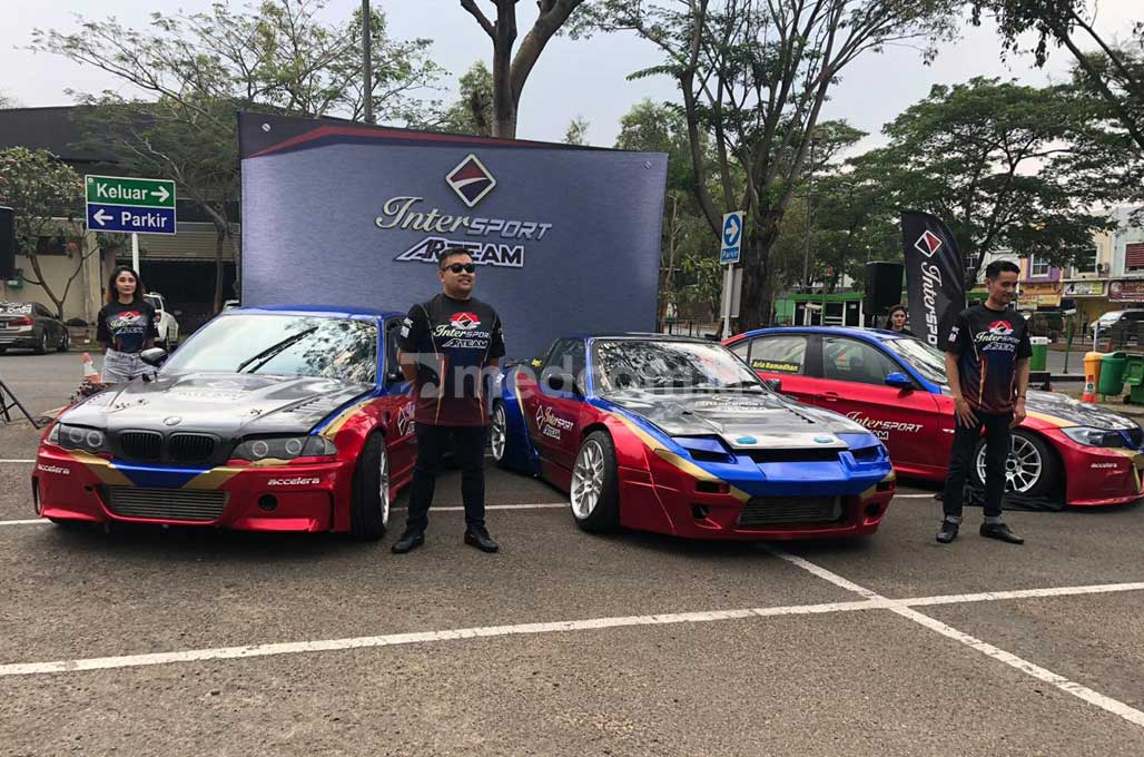 Gandeng AR Team, Intersport Kini Punya Platform Drifting