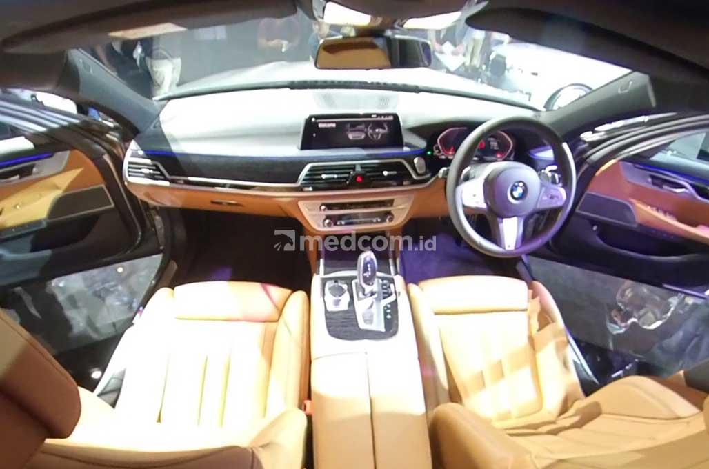 BMW Seri-7 Versi CKD, Ubahan Melimpah dan Ada 2 Versi