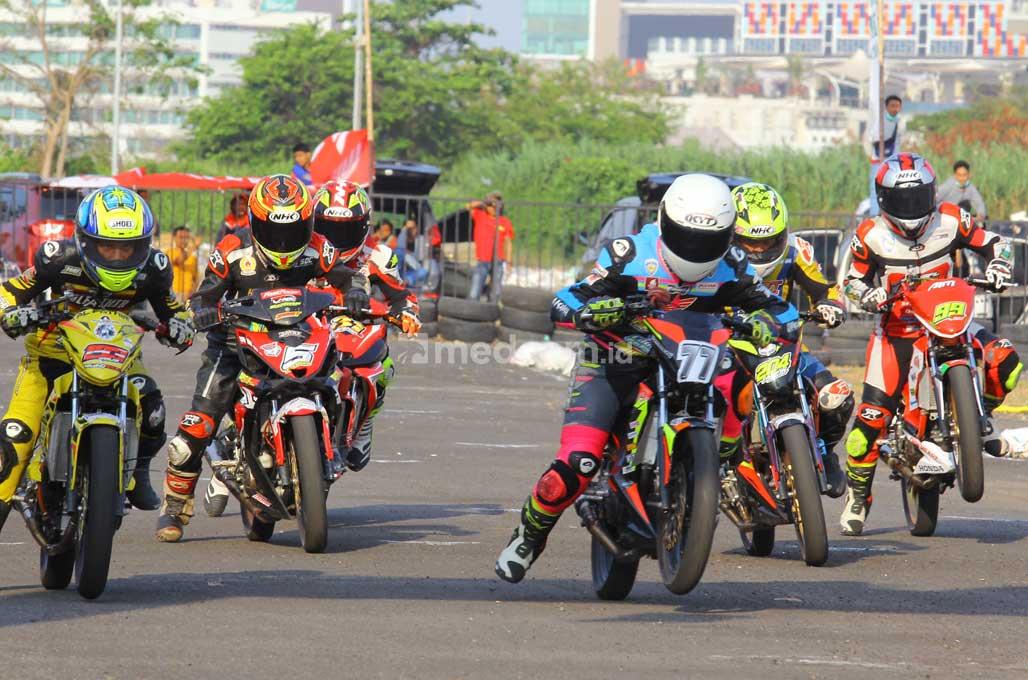 Konfigurasi Kelas Bertambah, Ini Hasil Balap HDC Makassar