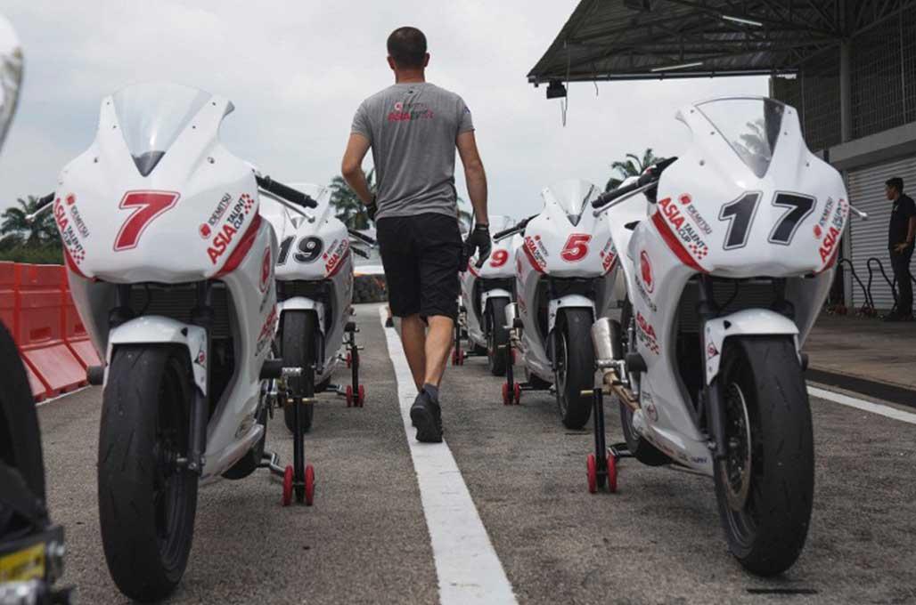 Empat Pembalap Baru Indonesia, Masuk Tim Utama ATC 2020