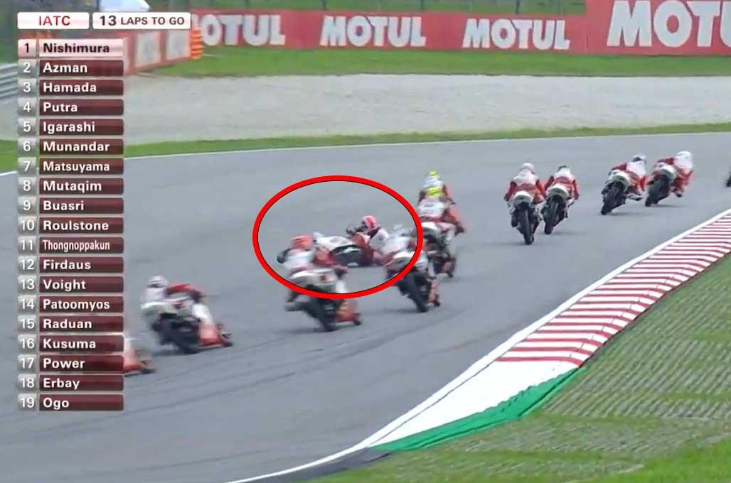 Afridza Munandar, Pembalap Indonesia Tewas di Lintasan MotoGP