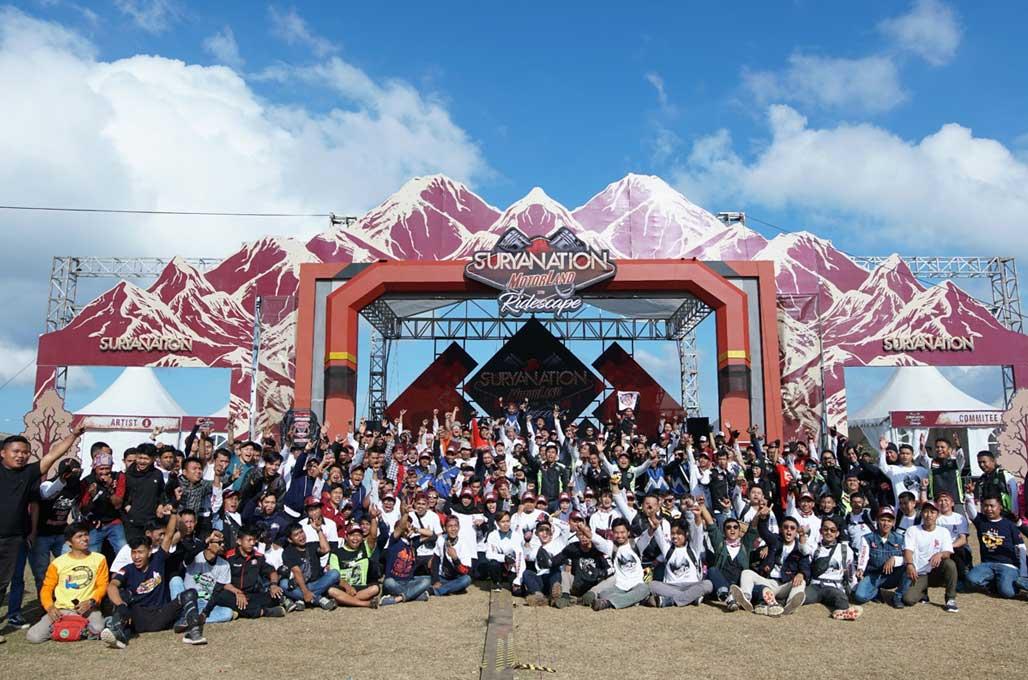 Lappa Laona, Lokasi Baru Favorit Bikers untuk Motocamp