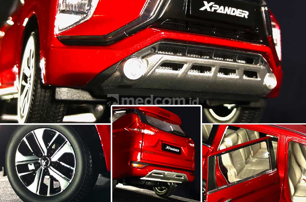 Replika Xpander dari Tiongkok Mulai Masuk Indonesia?