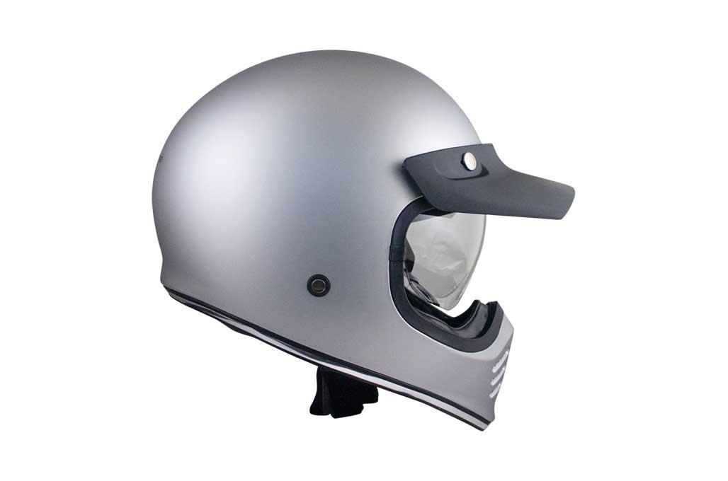 Helm Modular Anti-mainstream, Dimensi dan Bobot jadi Kunci