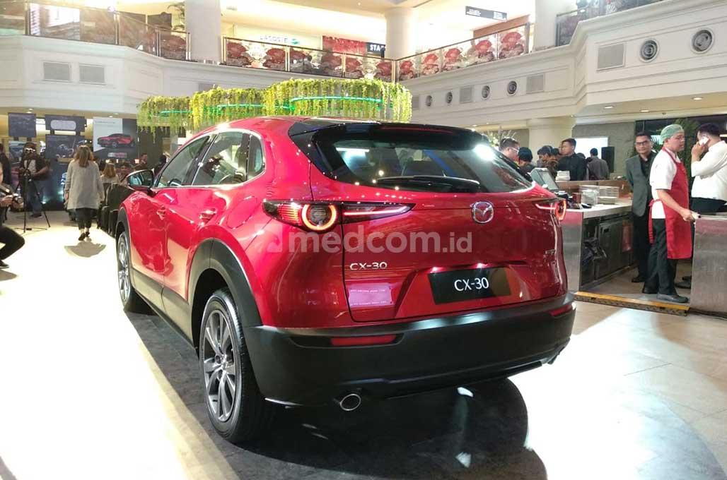 Hadir di Indonesia, Mazda Mantap Mainkan CX-30
