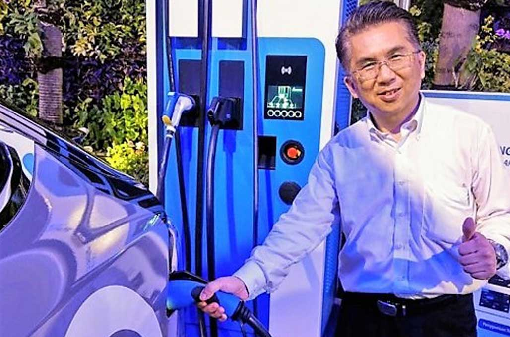 Delta Bikin Ultra-fast Charger untuk Kendaraan Listrik di Indonesia