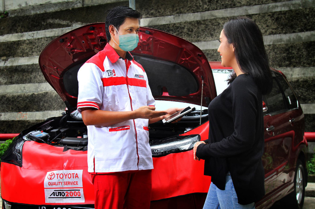 Digiroom, Showroom dan Sales Virtual dari Auto2000