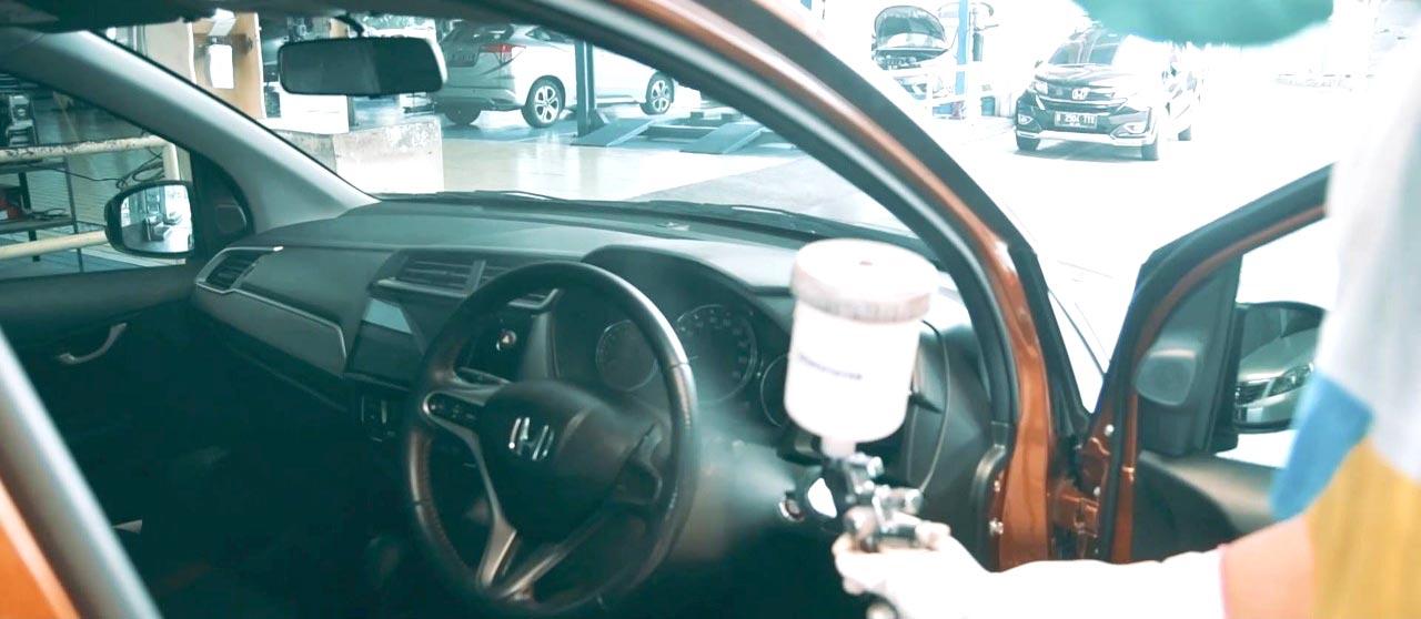 Bengkel Mobil Honda, Buka Hanya untuk Kerusakan Darurat