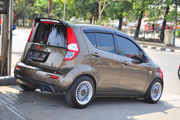Suzuki Splash 2015, Tampil Elegan ala JDM