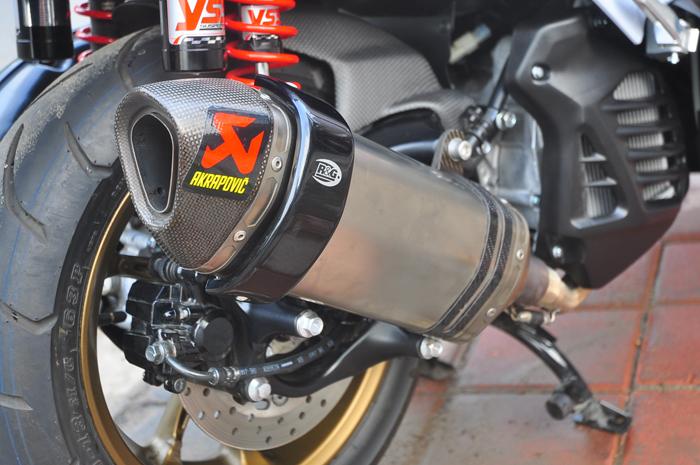 Yamaha Nmax 2015, Usung Konsep Super Ringan