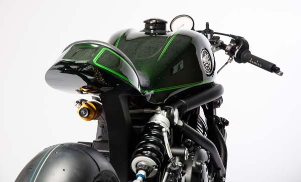 Kawasaki Vulcan S Transformasi ke Genre Cafer Racer