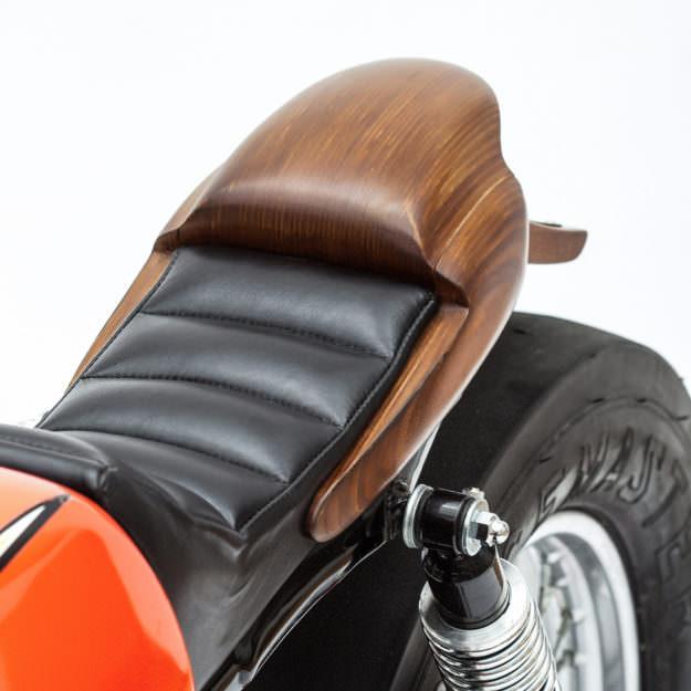 Si Kuda Kayu Honda SS50