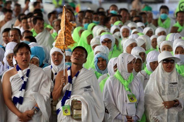 Ma'ruf Amin Pertanyakan Larangan Masuk Jemaah Umrah Indonesia