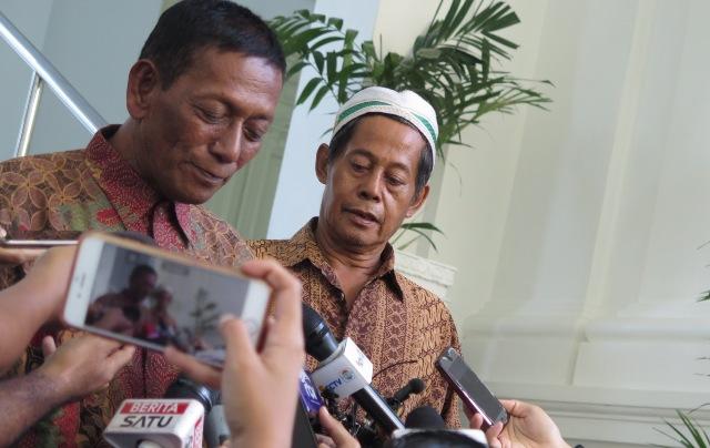 Presiden Beri Modal Pedagang Korban Kerusuhan 22 Mei