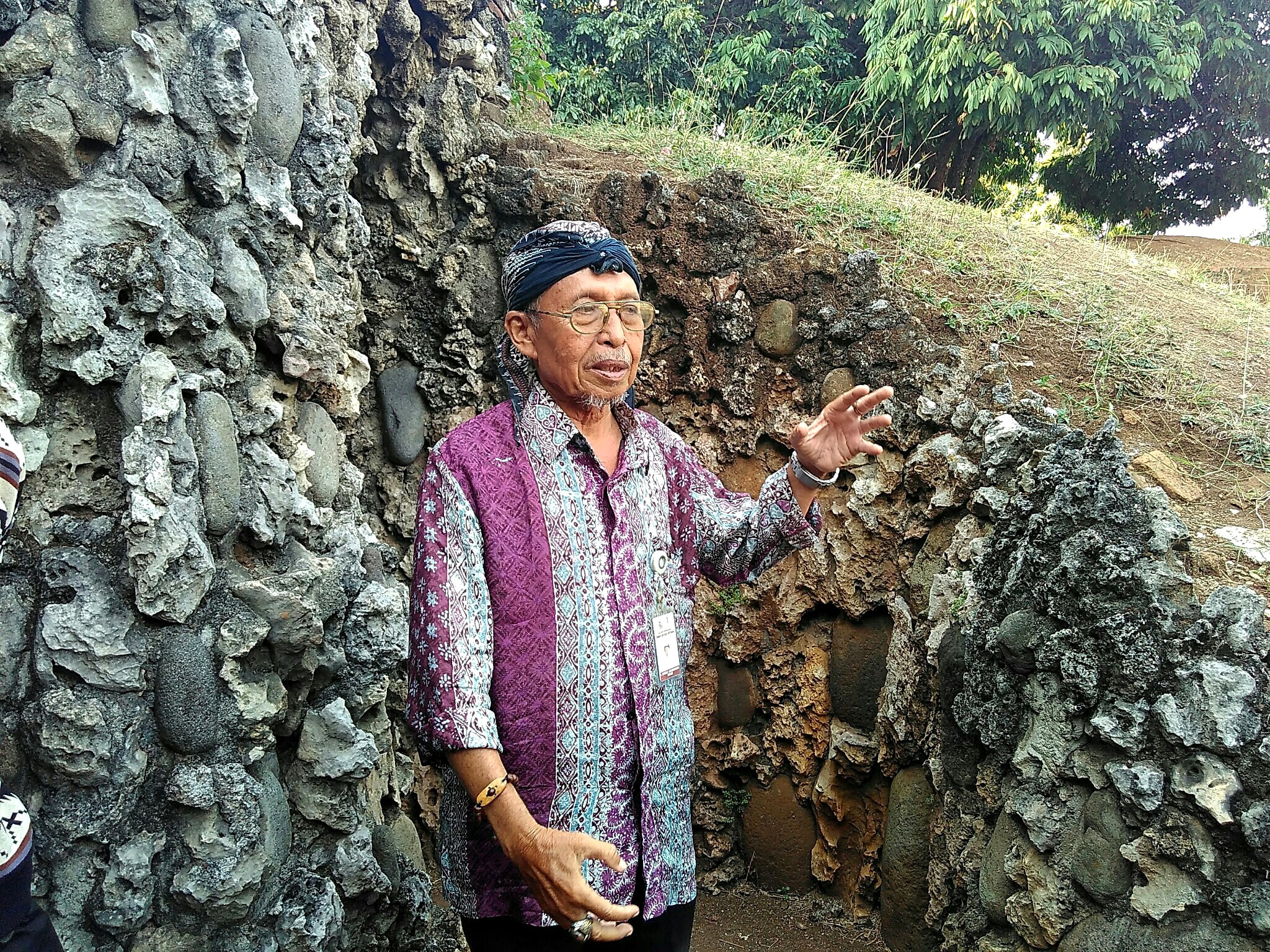 Cerita Mistis Seputar Goa Sunyaragi di Cirebon