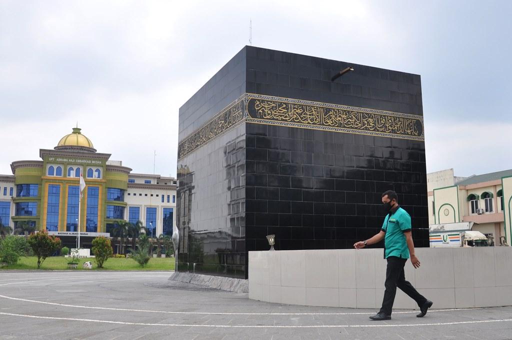 Menteri Fachrul Razi Martir Pembatalan Haji