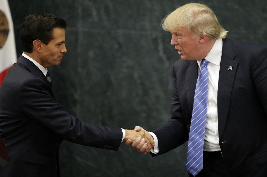 Trump Bangun Tembok, Presiden Meksiko Tolak Tanggung Biayanya