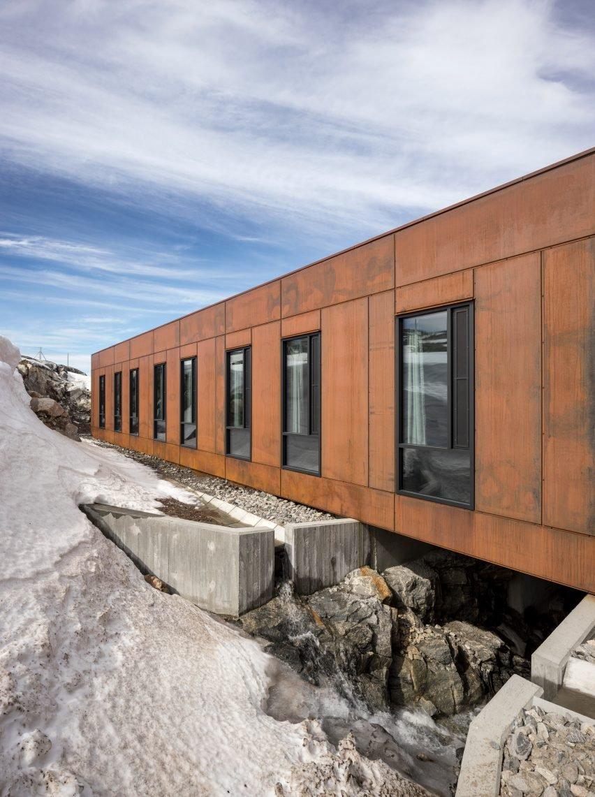Desain Memukau Penjara Paling Ketat di Greenland