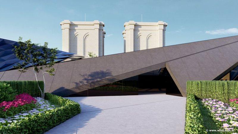Quasimodo's Penthouse, Hunian Mewah Terinspirasi Si Bongkok dari Notre Dame