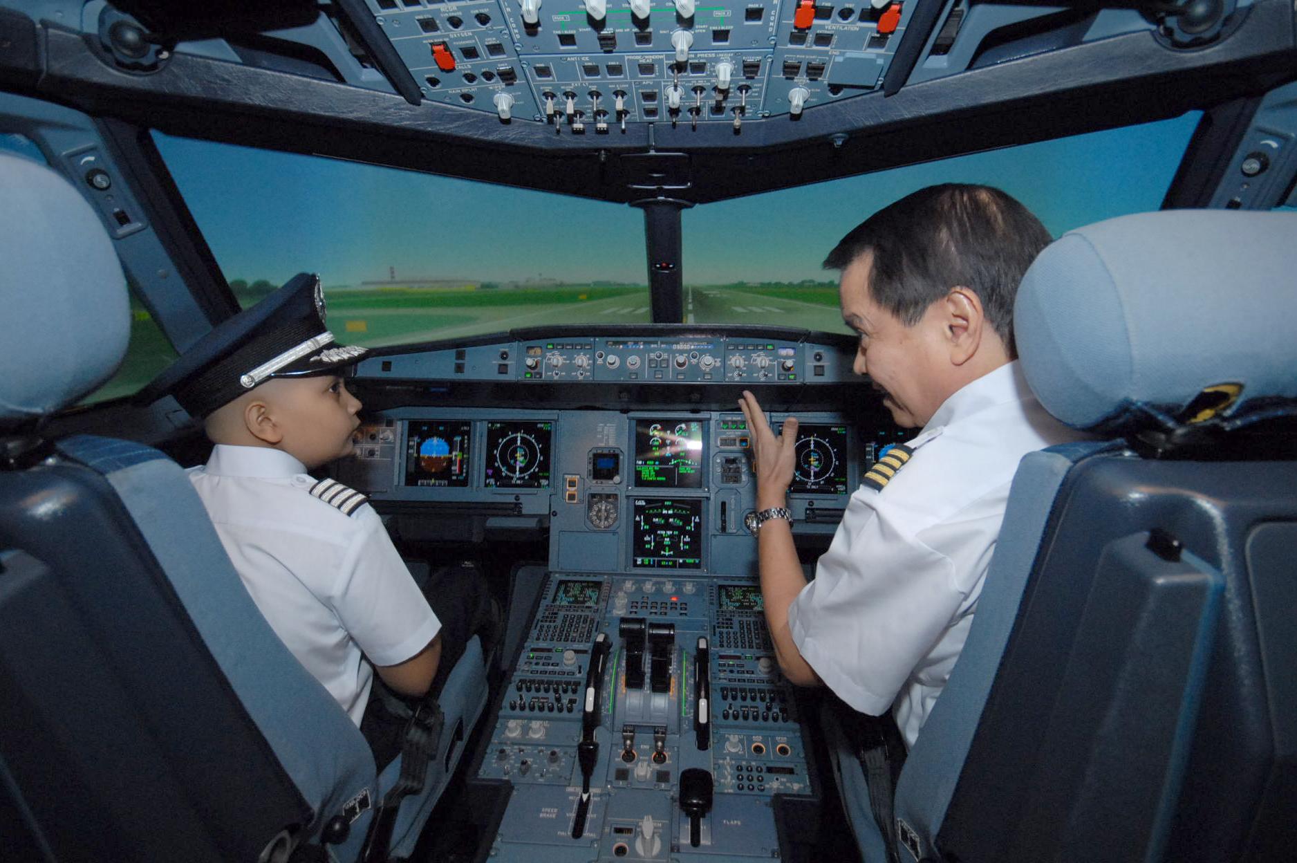 Ketahui Hal Ini Jika Anak Bercita Cita Menjadi Pilot