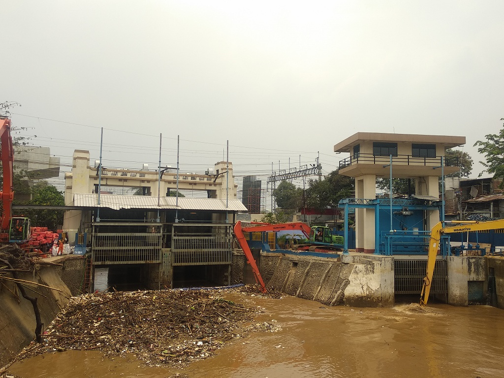 21 Titik Jalan di Jakarta Tergenang Banjir