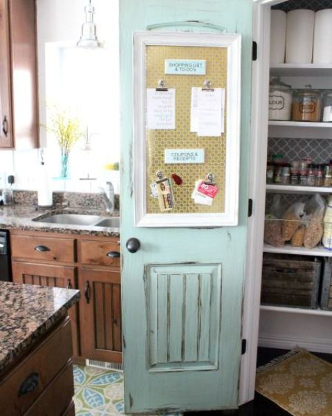 Enam Ide Pintu Dapur Keren