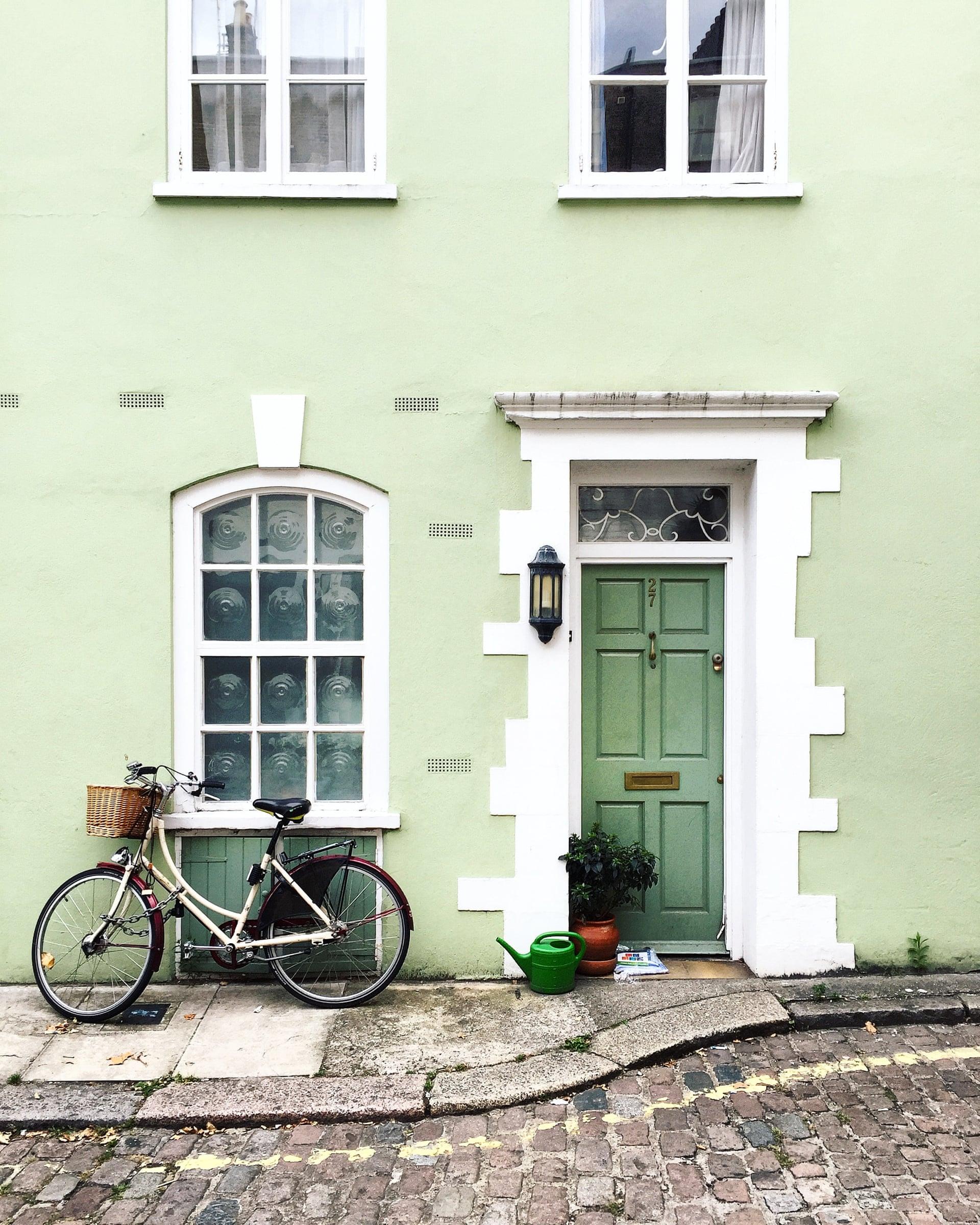Memilih Warna Pintu Sesuai Kepribadian