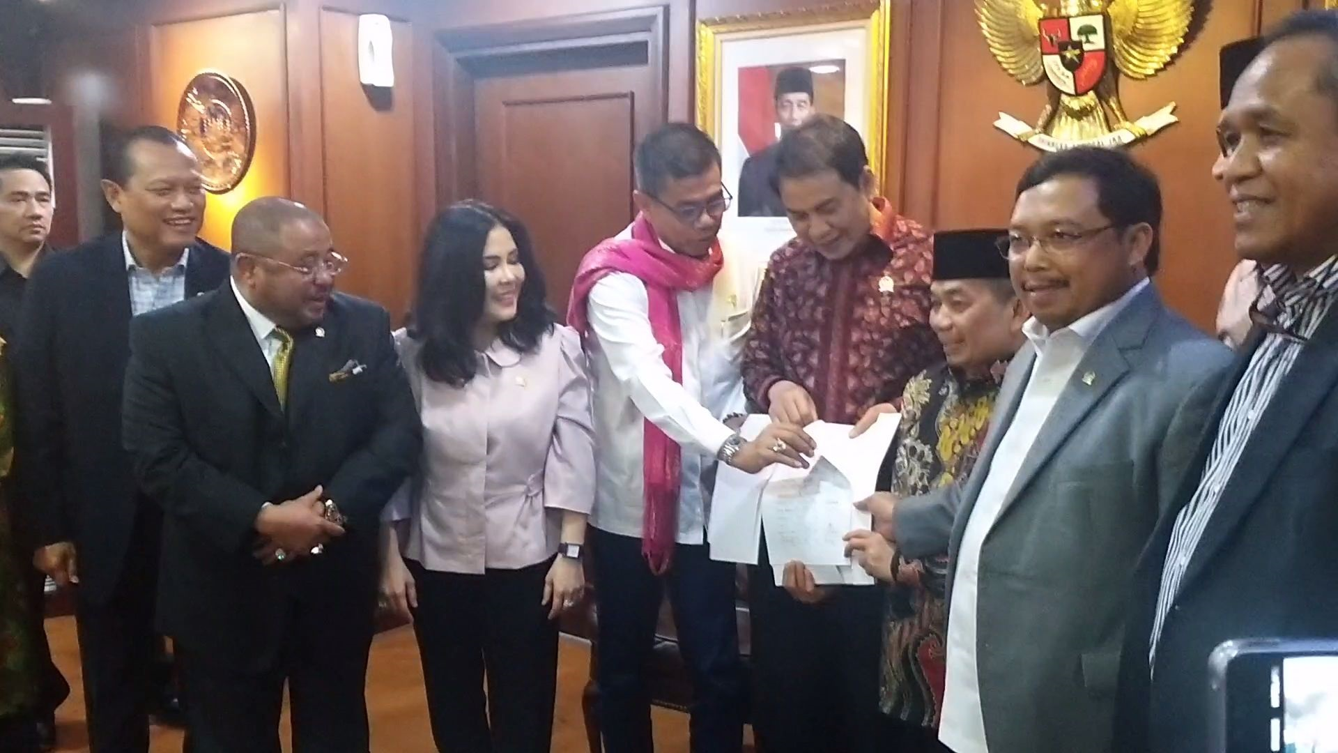 PKS-Demokrat Usulkan Pansus Angket Jiwasraya