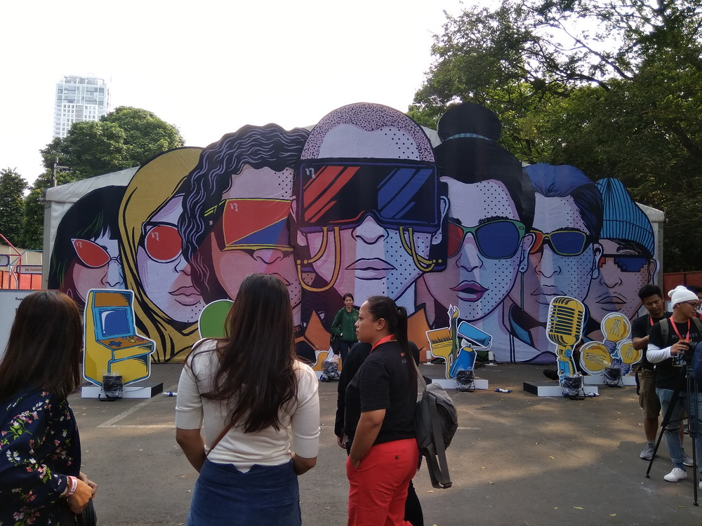 Playfest 2019: Bincang Film, Panggung Musik hingga Mural Seni