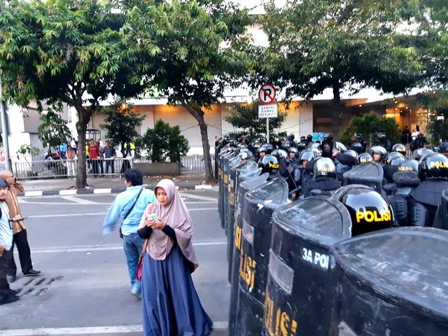 Yang Setia Menjaga Indonesia