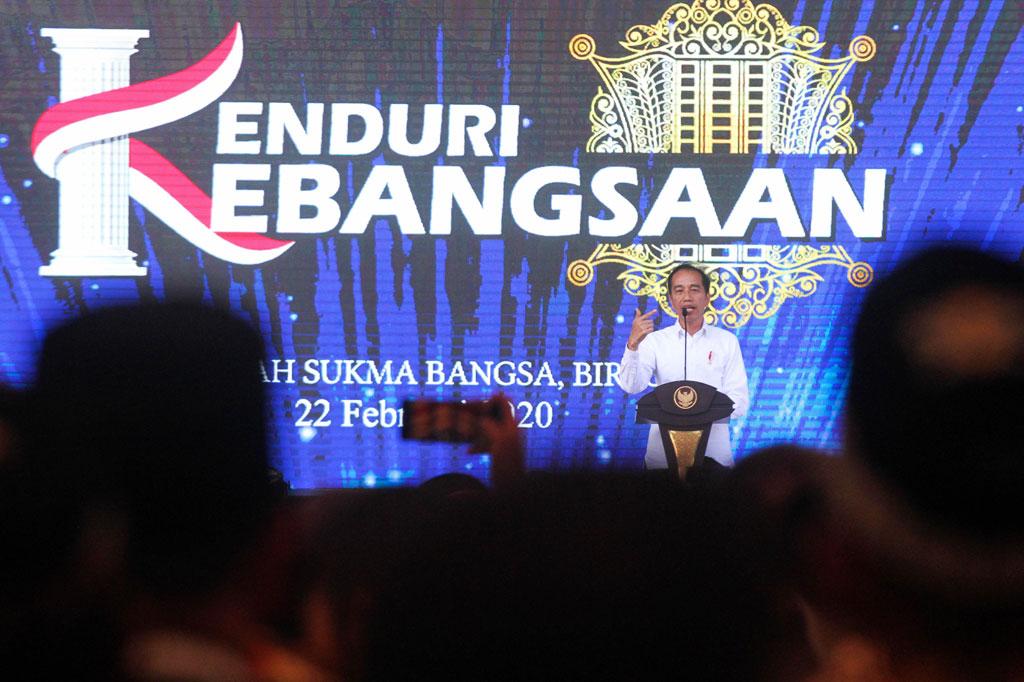 Aceh, Surya Paloh, dan Kekaguman Jokowi