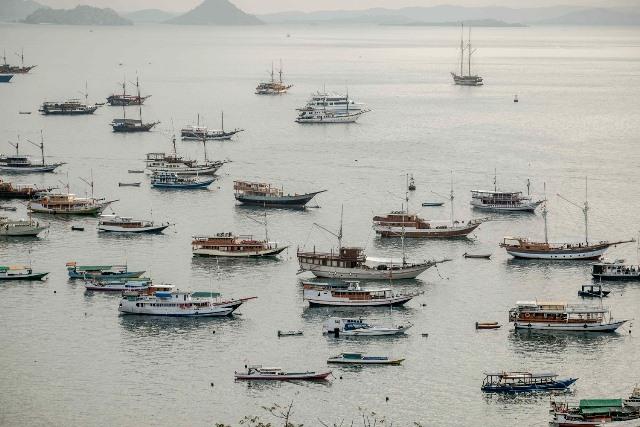 Berwisata di TN Komodo Saat Kenormalan Baru, Registrasi Online