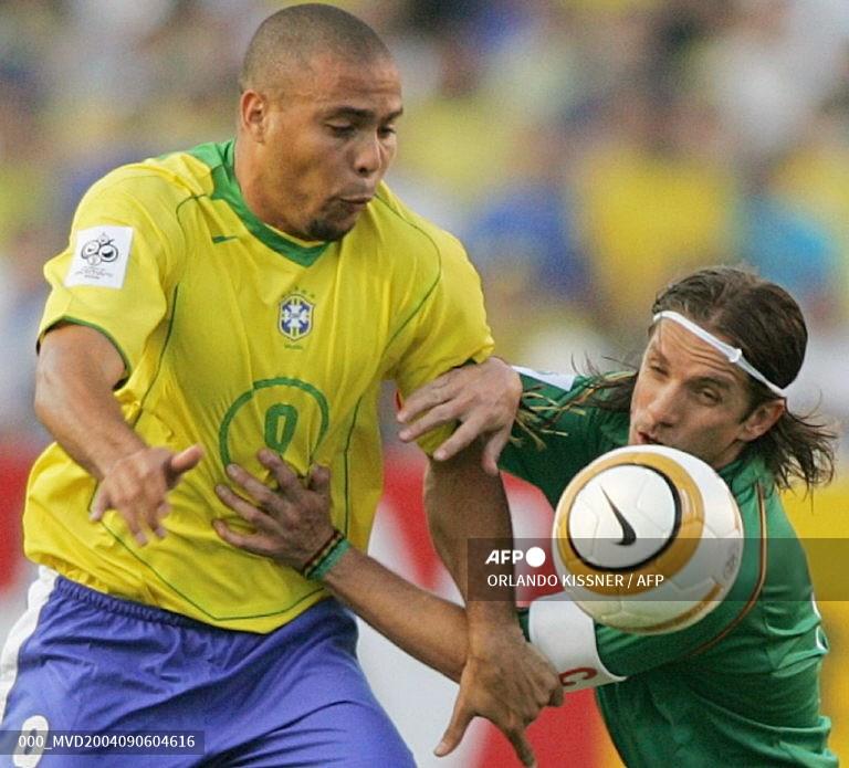 Mengenang Ronaldo, Predator Terbaik Brasil