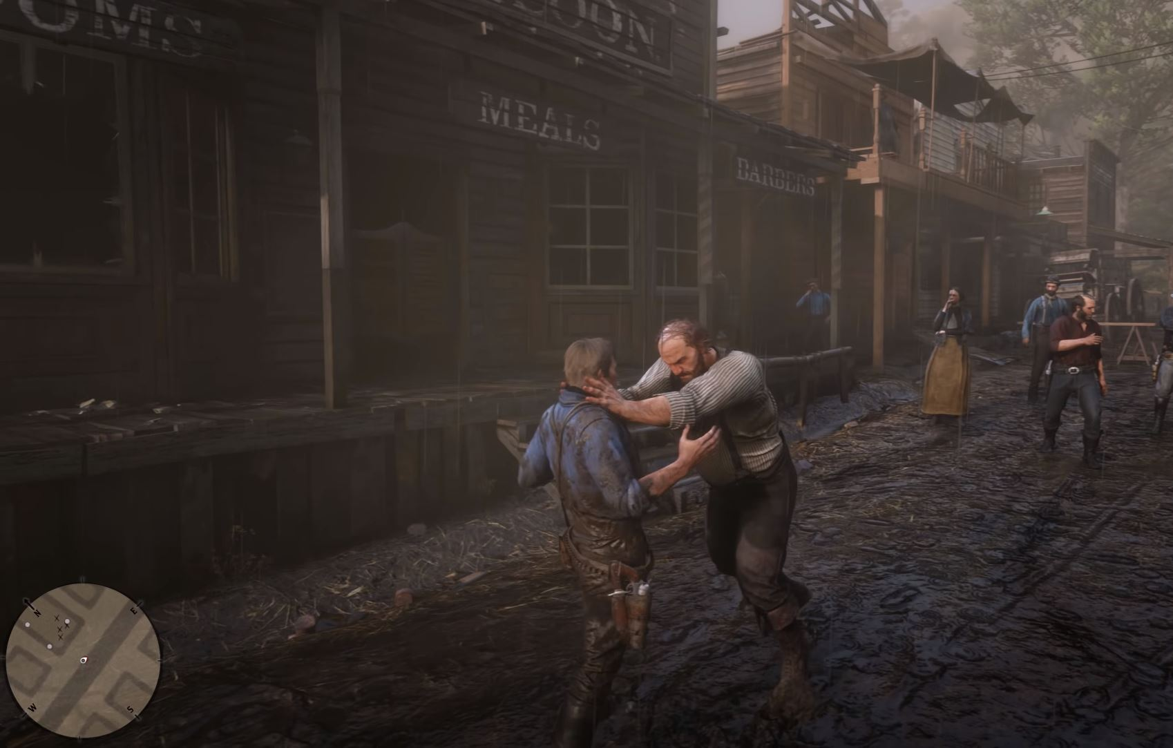 Red Dead Redemption 2 Sangat Menjanjikan