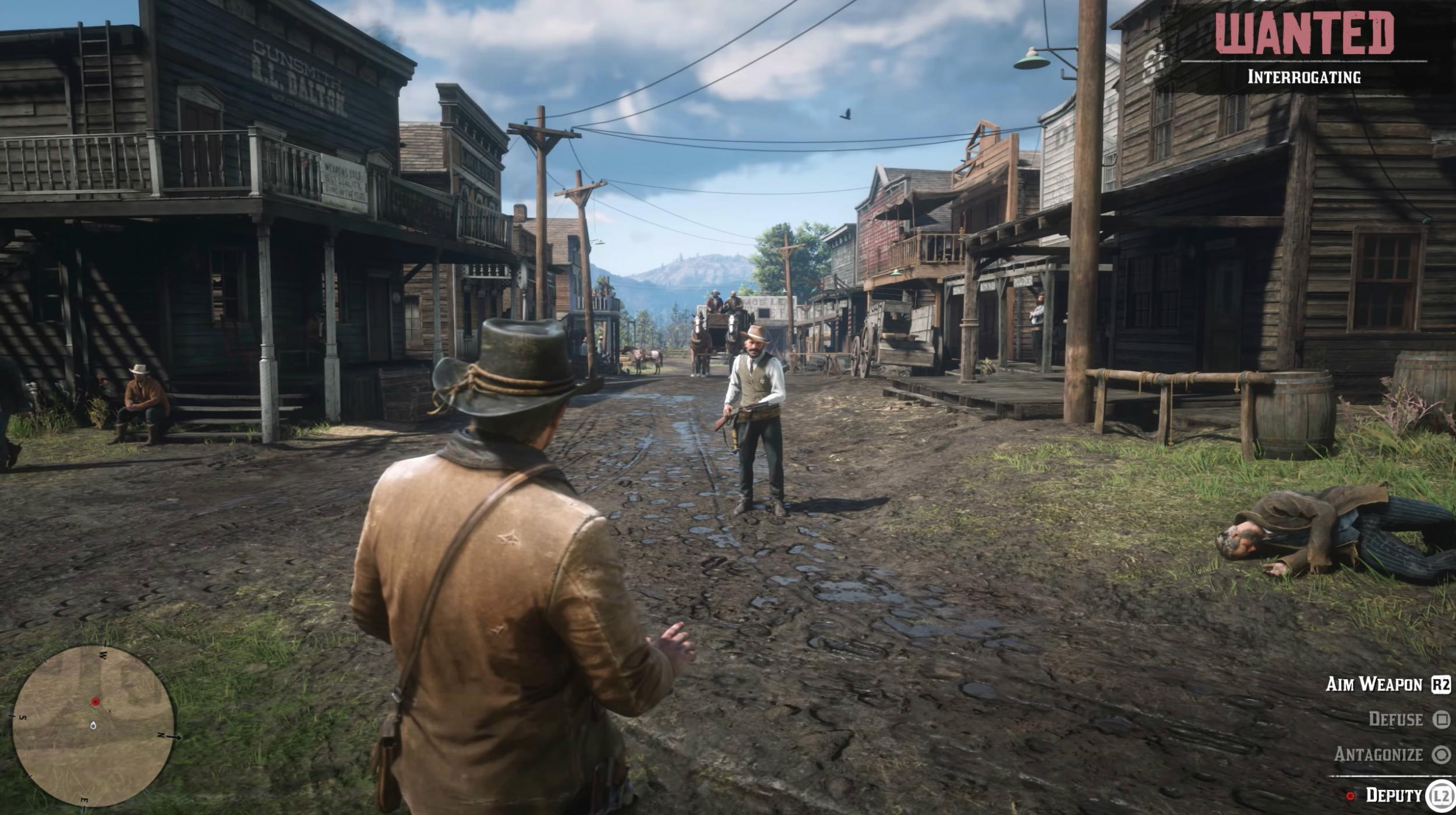 Anda Wajib Main Red Dead Redemption 2!