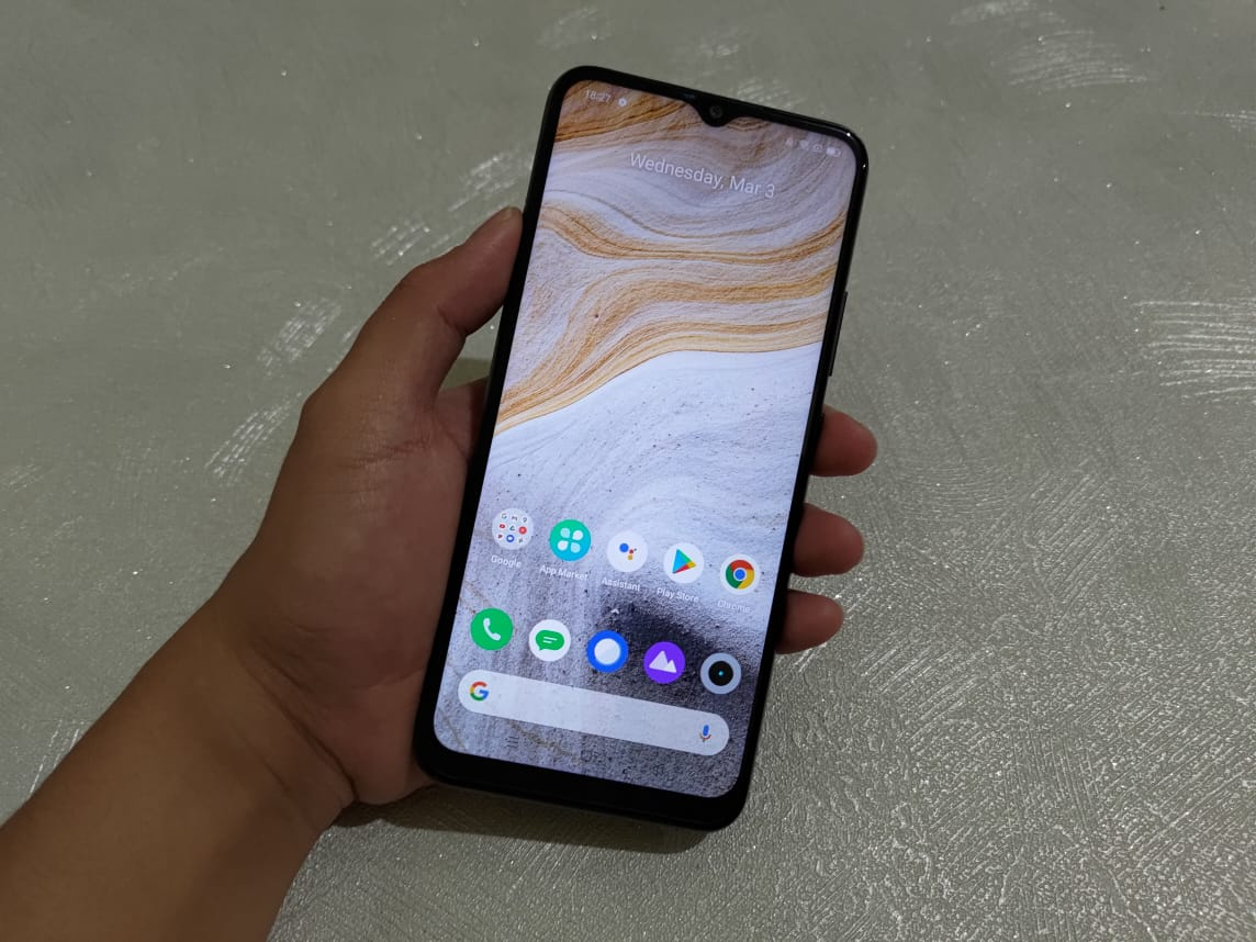 Review realme Narzo 30A, Ambisi Smartphone Gaming Kelas Entry-Level