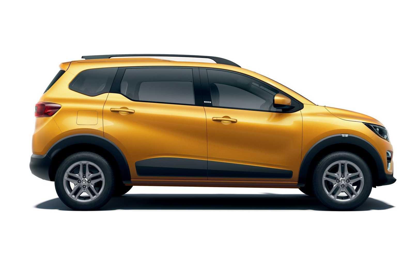 Renault Mainkan Kelas Low MPV Lewat Triber