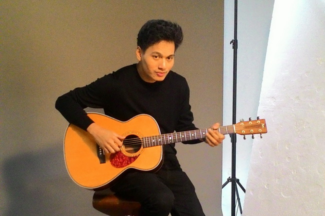 Rendy Pandugo dan Julukan 'John Mayer Indonesia'