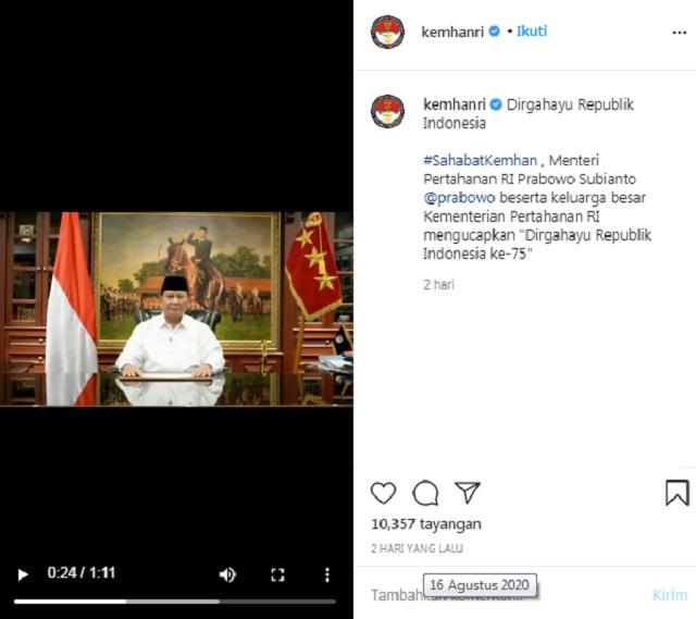 [Cek Fakta] Prabowo Resmi akan jadi Wakil Presiden? Ini Faktanya