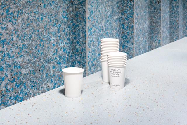 Zero Waste Bistro, Restoran dari Bahan Daur Ulang