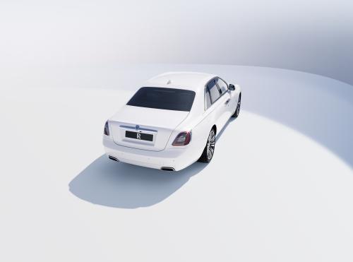New Rolls-Royce Ghost Tawarkan Tatanan Baru Berkendara